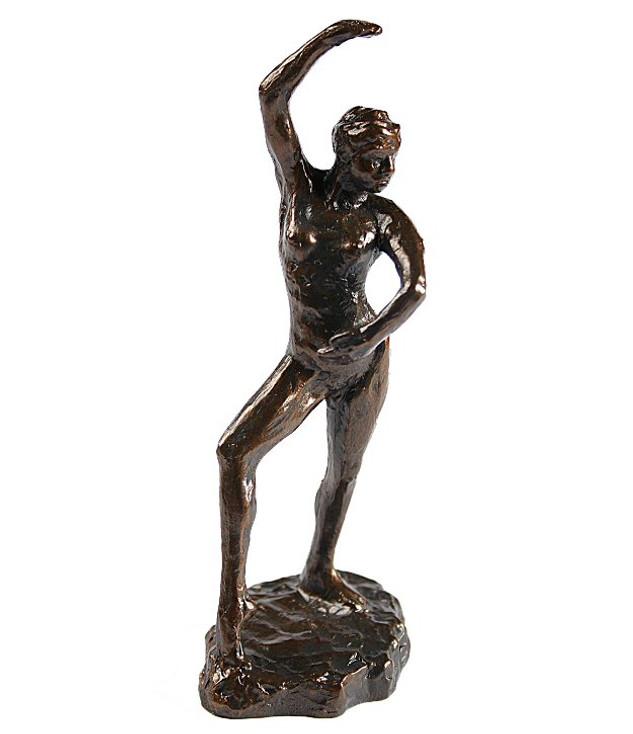 Miniature Spanish Dancer Statue by Edgar Degas