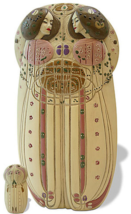 The Wassail Statue (1900) by Mackintosh