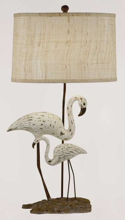 Shoreline Ocean Egrets Accent Lamp