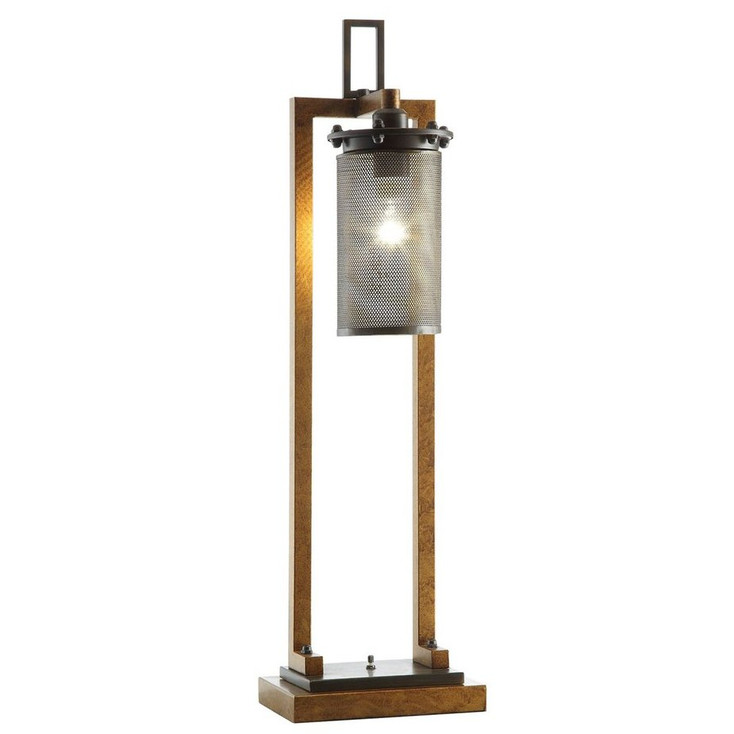 Gibson Metal Table Lamp with Metal Shade