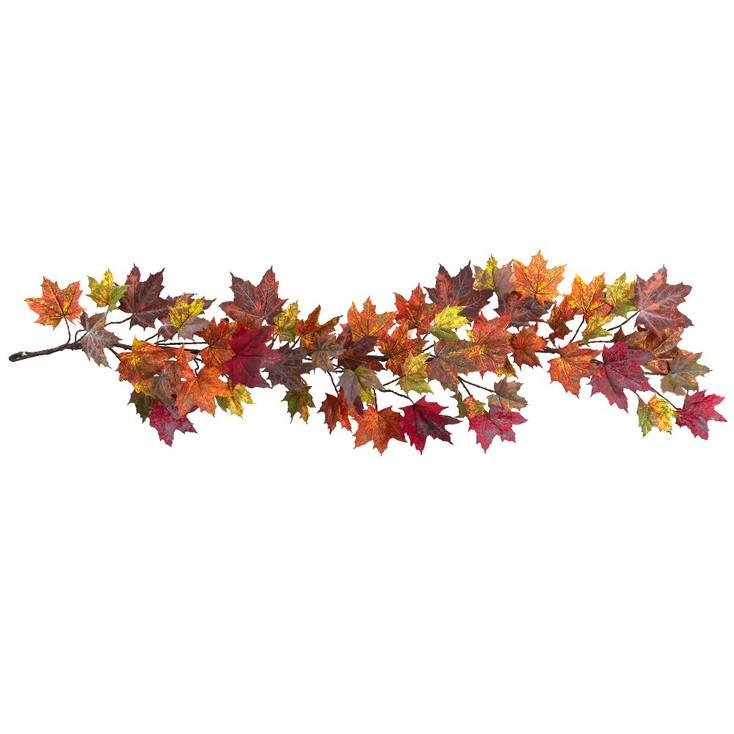 """60"""" Maple Leaf Garland"""