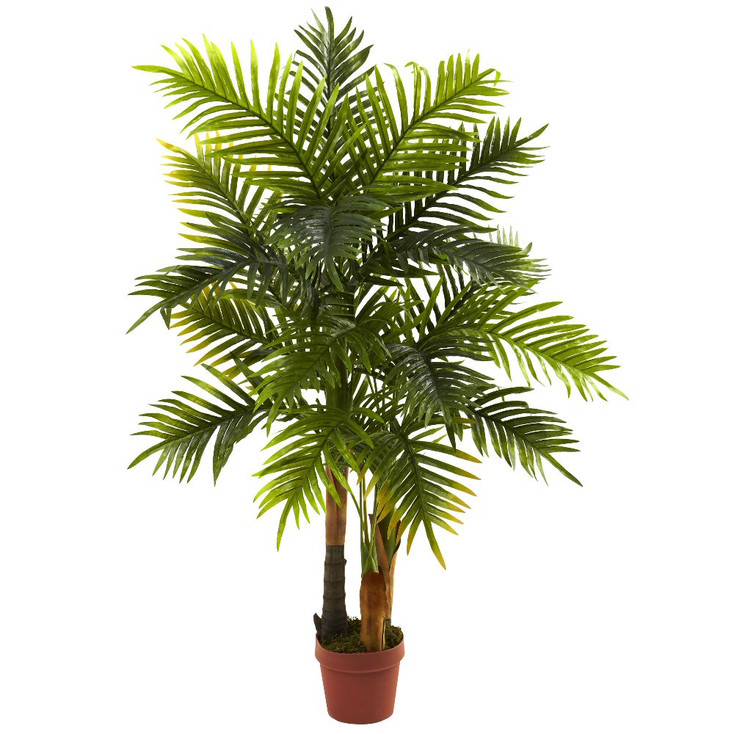 4' Real Touch Silk Areca Palm Tree