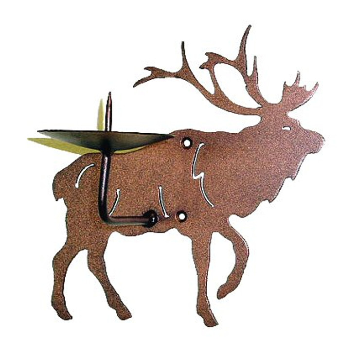 Choice Wildlife Wall Metal Candle Holder, 66 Designs