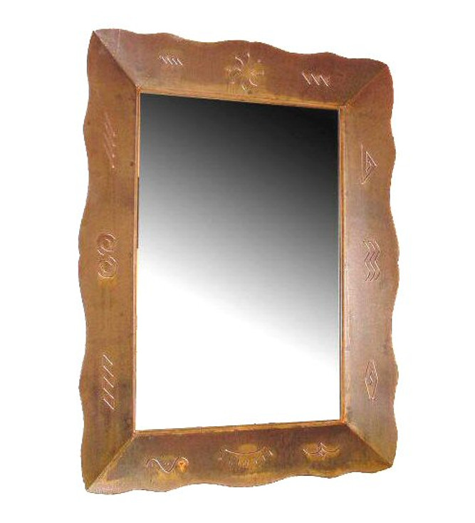 Mohave Metal Wall Mirror