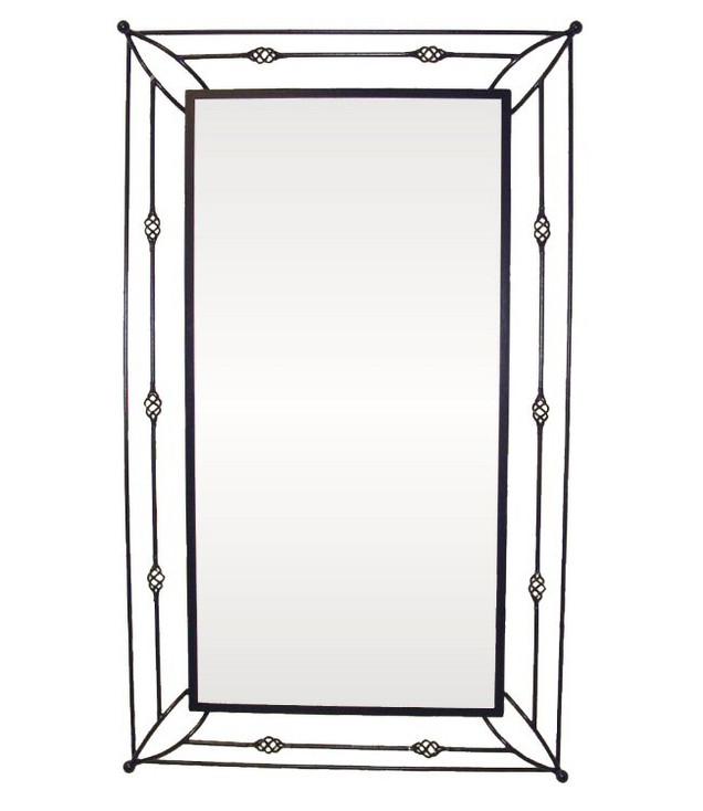 Esperanza Metal Wall Mirror
