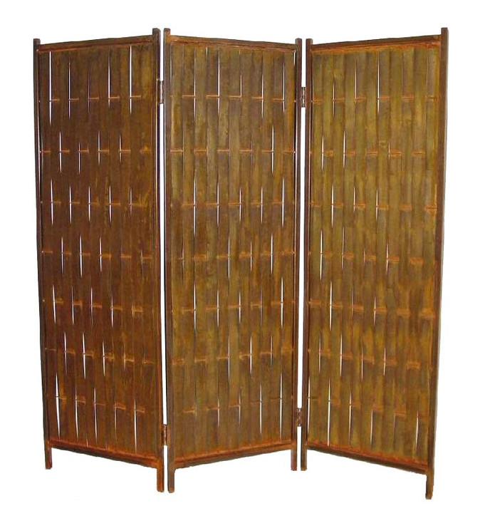 Three Panel Lanai Metal Screen