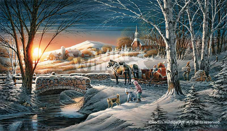 Almost Home Artist Proof Limited Edition Art Print Wall Art