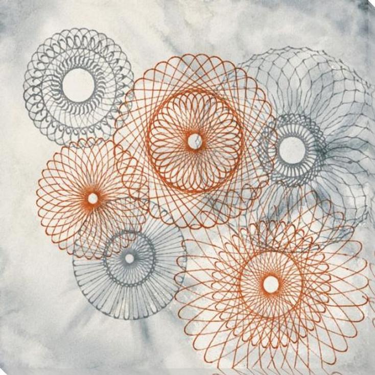 Spiro Dream Wrapped Canvas Giclee Art Print Wall Art