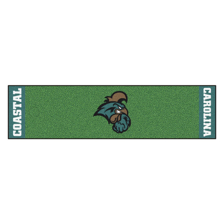 "18"" x 72"" Coastal Carolina University Putting Green Runner Mat"
