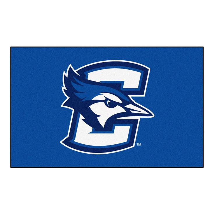 "59.5"" x 94.5"" Creighton University Blue Rectangle Ulti Mat"