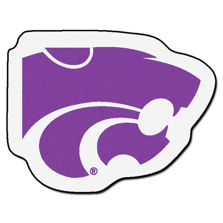 "Kansas State University Mascot Mat - ""Wildcat"" Logo"