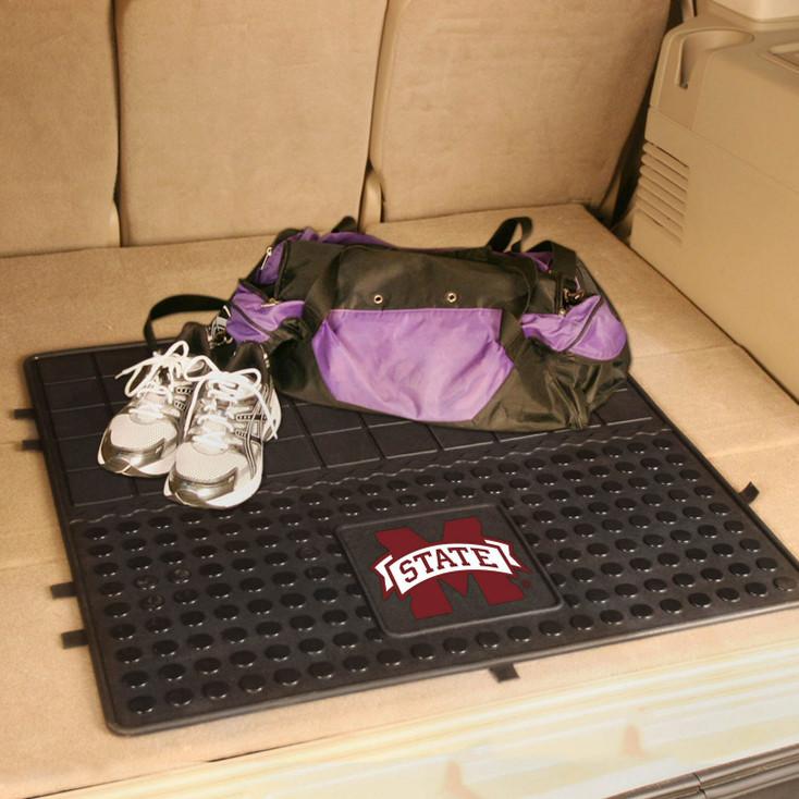"""31"""" Mississippi State University Heavy Duty Vinyl Cargo Trunk Mat"""