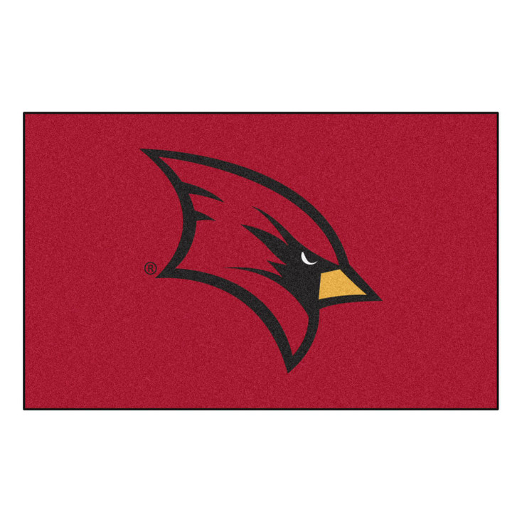 """59.5"""" x 94.5"""" Saginaw Valley State University Red Rectangle Ulti Mat"""