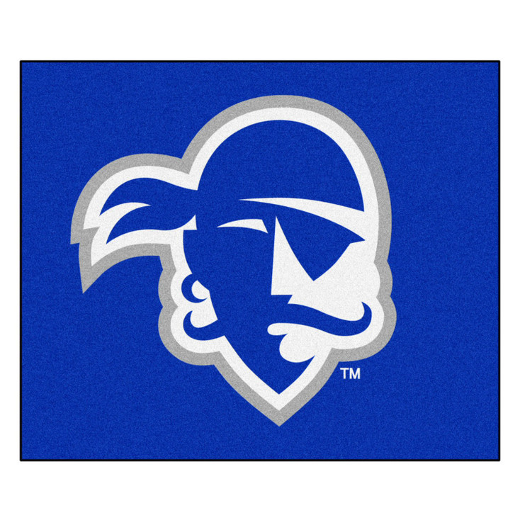 "59.5"" x 71"" Seton Hall University Blue Tailgater Mat"