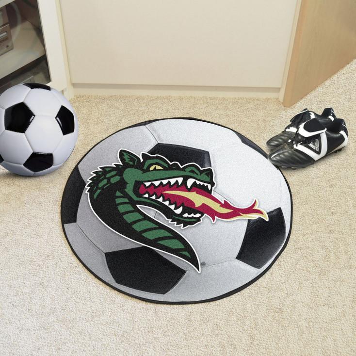 "27"" University of Alabama at Birmingham Soccer Ball Round Mat"