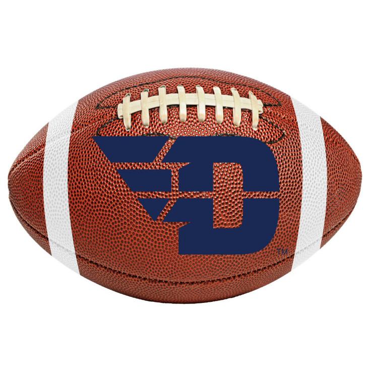 """20.5"""" x 32.5"""" University of Dayton Football Shape Mat"""