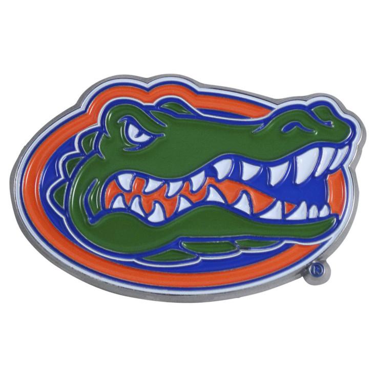 University of Florida Blue Color Emblem, Set of 2