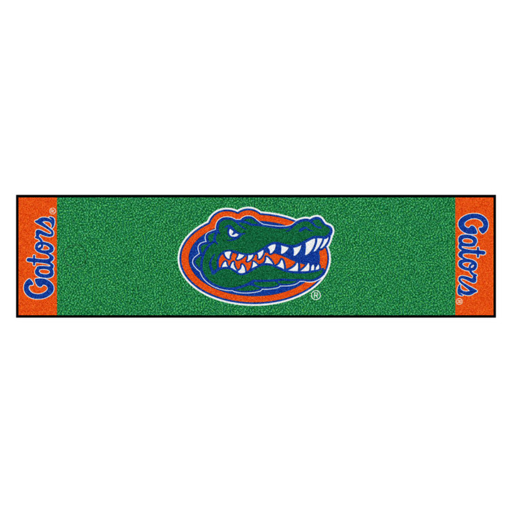 "18"" x 72"" University of Florida Putting Green Runner Mat"