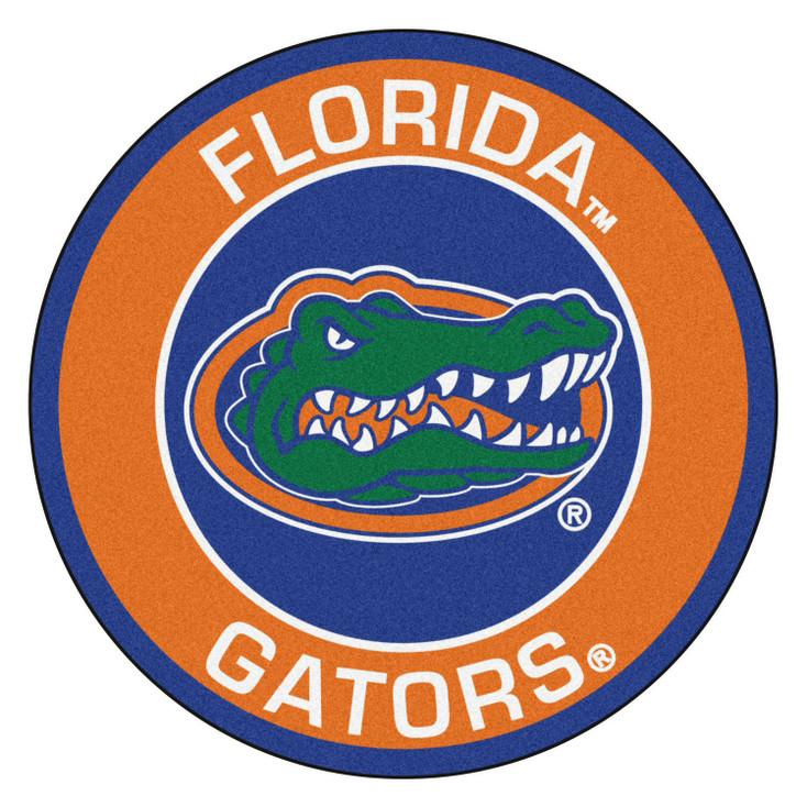"""27"""" University of Florida Roundel Round Mat"""