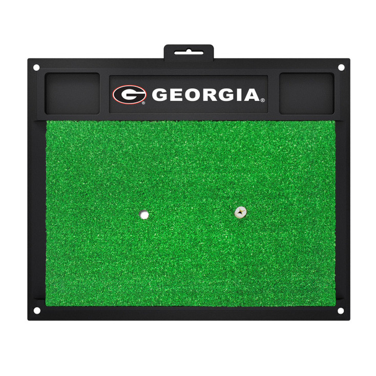 "20"" x 17"" University of Georgia Golf Hitting Mat"