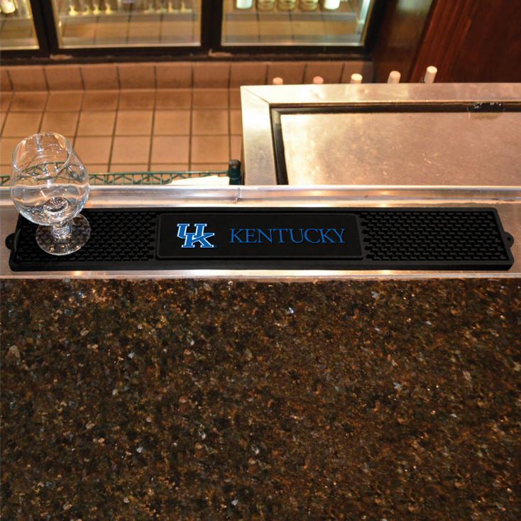 University of Kentucky Vinyl Drink Mat