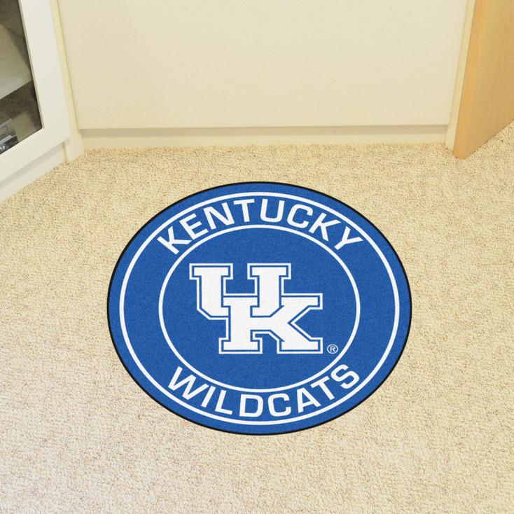 "27"" University of Kentucky Roundel Round Mat"