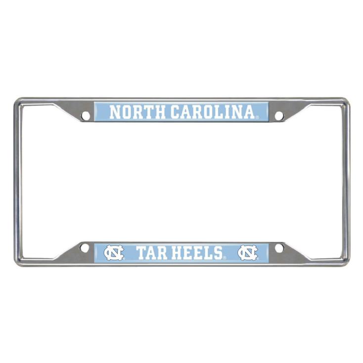 University of North Carolina License Plate Frame