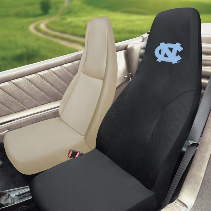 "University of North Carolina Car Seat Cover - ""NC"" Logo"