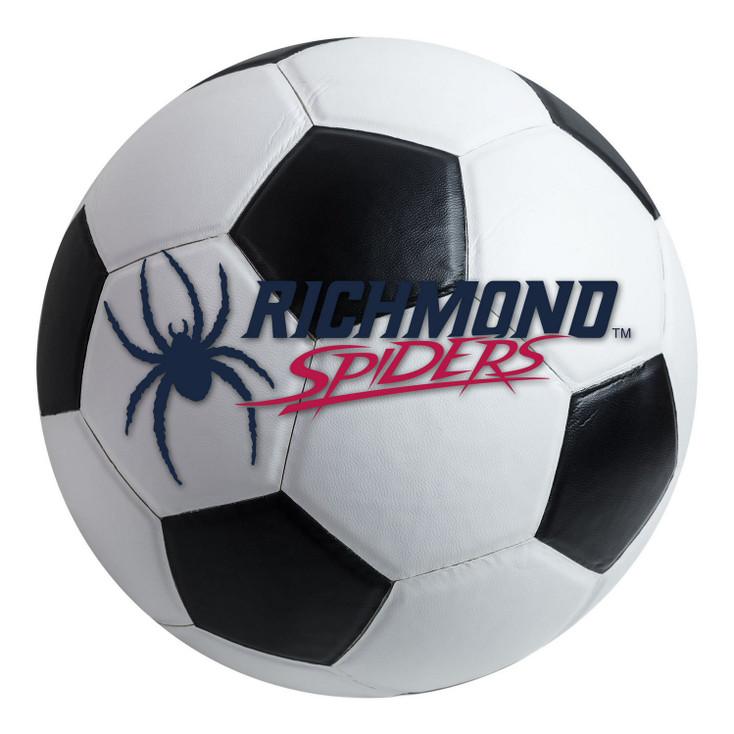 "27"" University of Richmond Soccer Ball Round Mat"