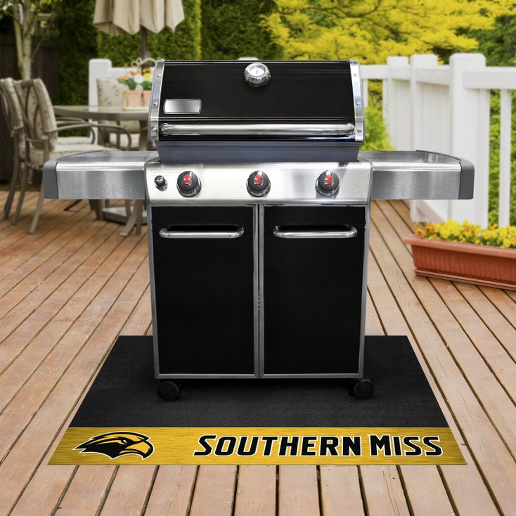 "26"" x 42"" University of Southern Mississippi Grill Mat"
