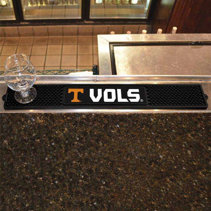 University of Tennessee Vinyl Drink Mat