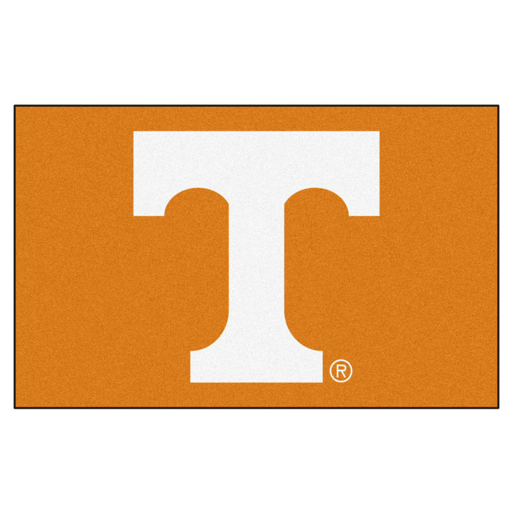 "59.5"" x 94.5"" University of Tennessee Orange Rectangle Ulti Mat"
