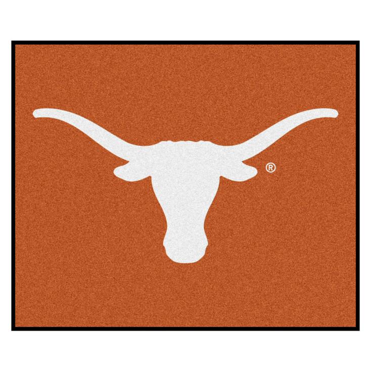 "59.5"" x 71"" University of Texas Orange Tailgater Mat"