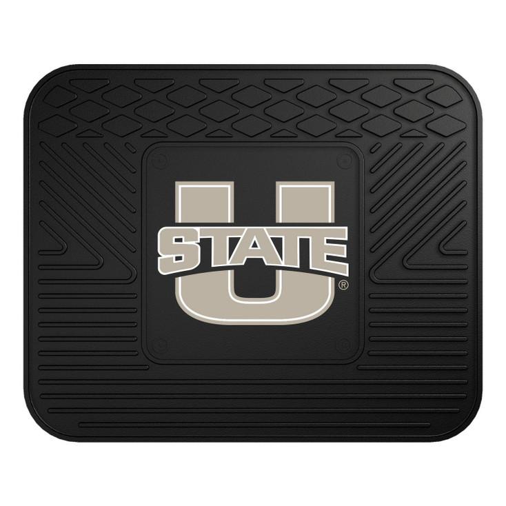 """14"""" x 17"""" Utah State University Car Utility Mat"""