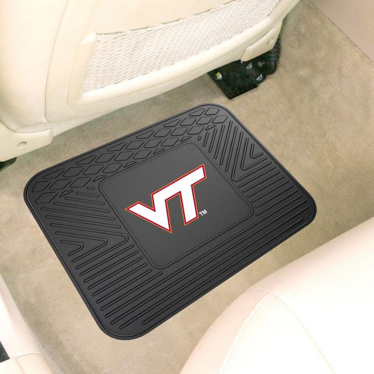 "14"" x 17"" Virginia Tech Car Utility Mat"