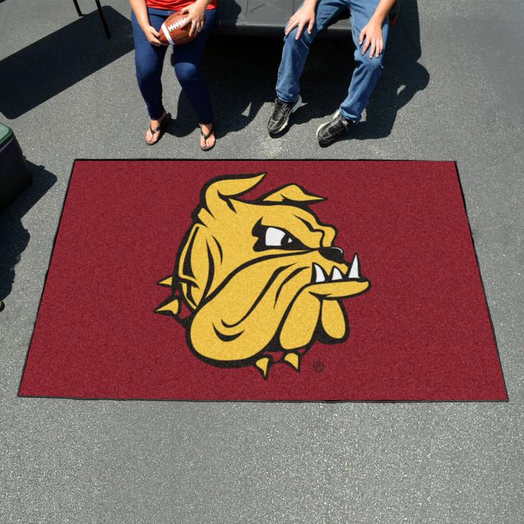 "59.5"" x 94.5"" University of Minnesota-Duluth Red Rectangle Ulti Mat"