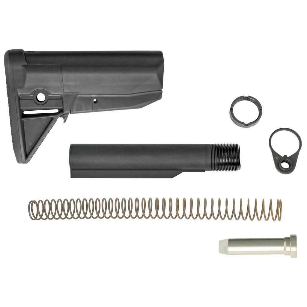 BCM GUNFIGHTER Mod 0 Stock Kit - Black