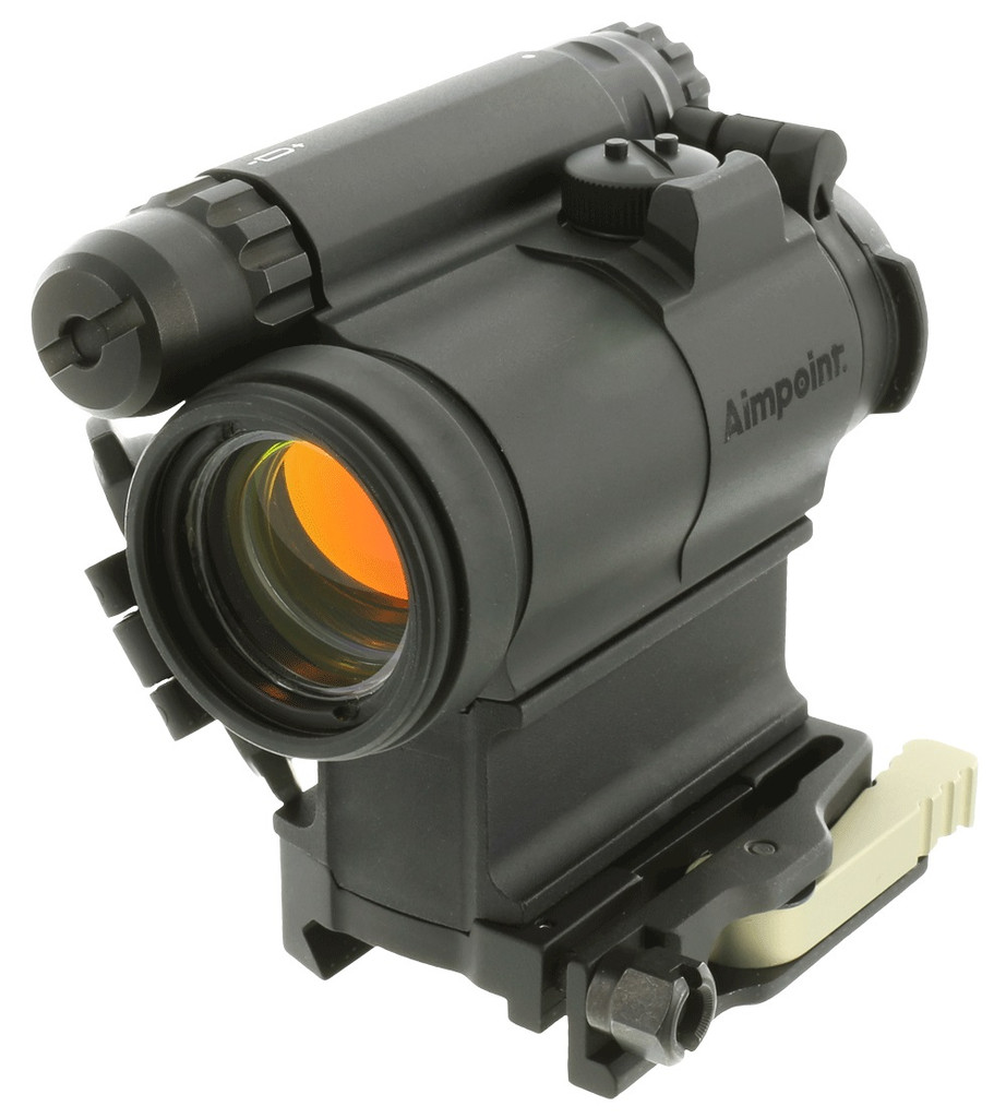 Aimpoint CompM5 Red Dot Sight w/LRP Mount & 39mm Spacer