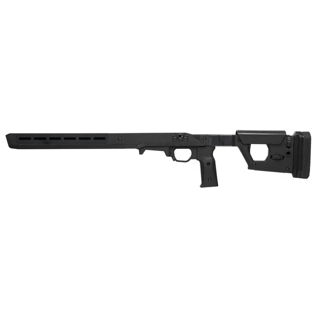 Magpul Pro 700 Rifle Chassis For Remington 700 Short Action - Black