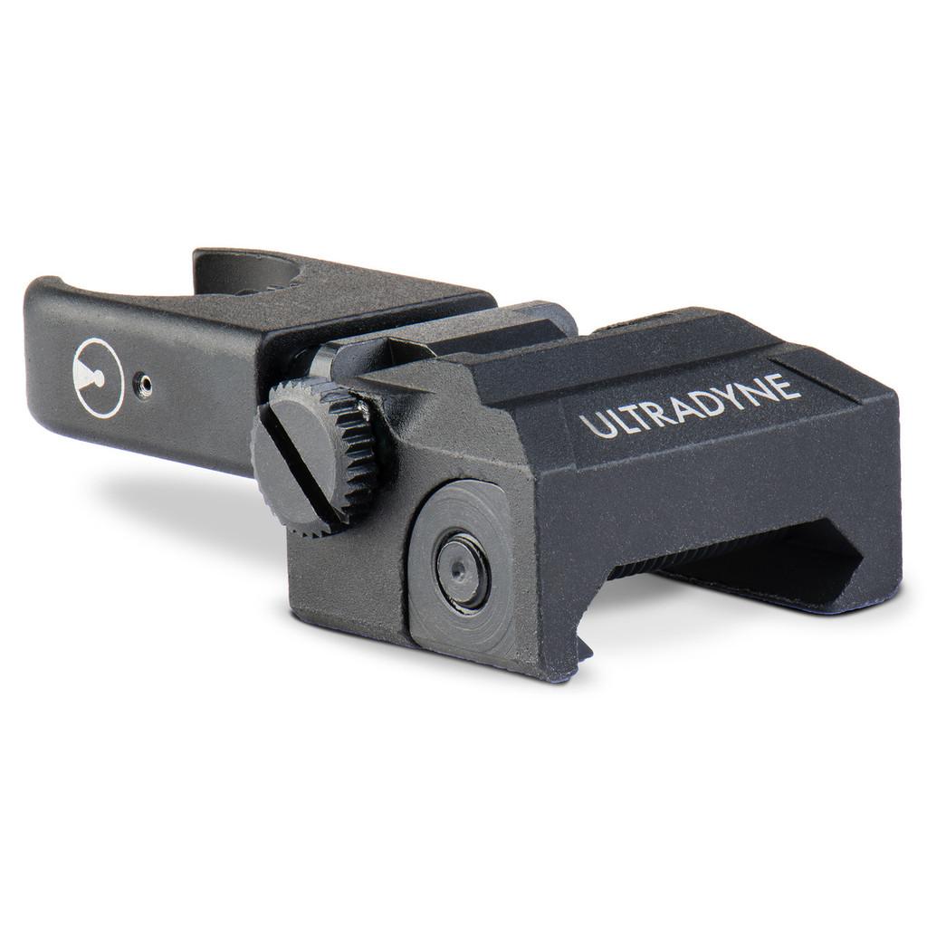Ultradyne C4 Folding Front Sight (Picatinny) - Black