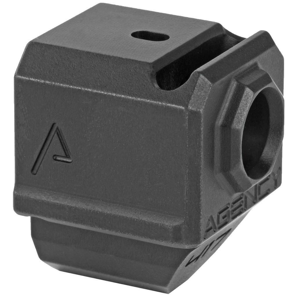 Agency 417 Single Port Comp Gen4 - Black