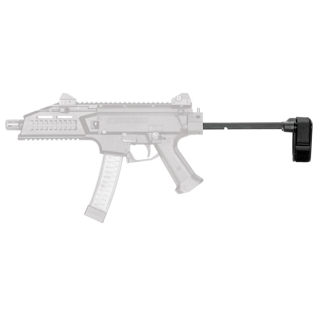 SB Tactical CZ Scorpion PDW Pistol Brace 3 Position - Black