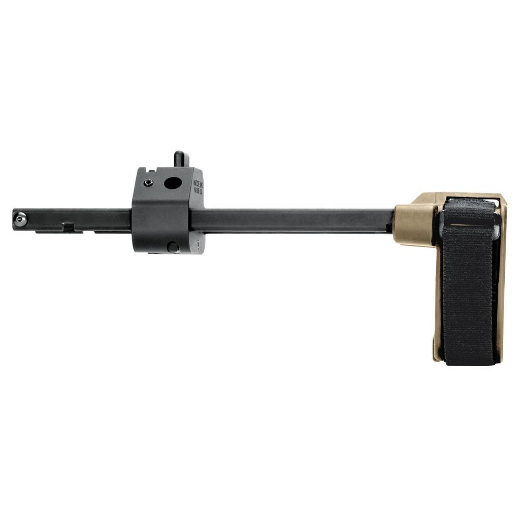 SB Tactical CZ Scorpion PDW Pistol Brace 3 Position - FDE
