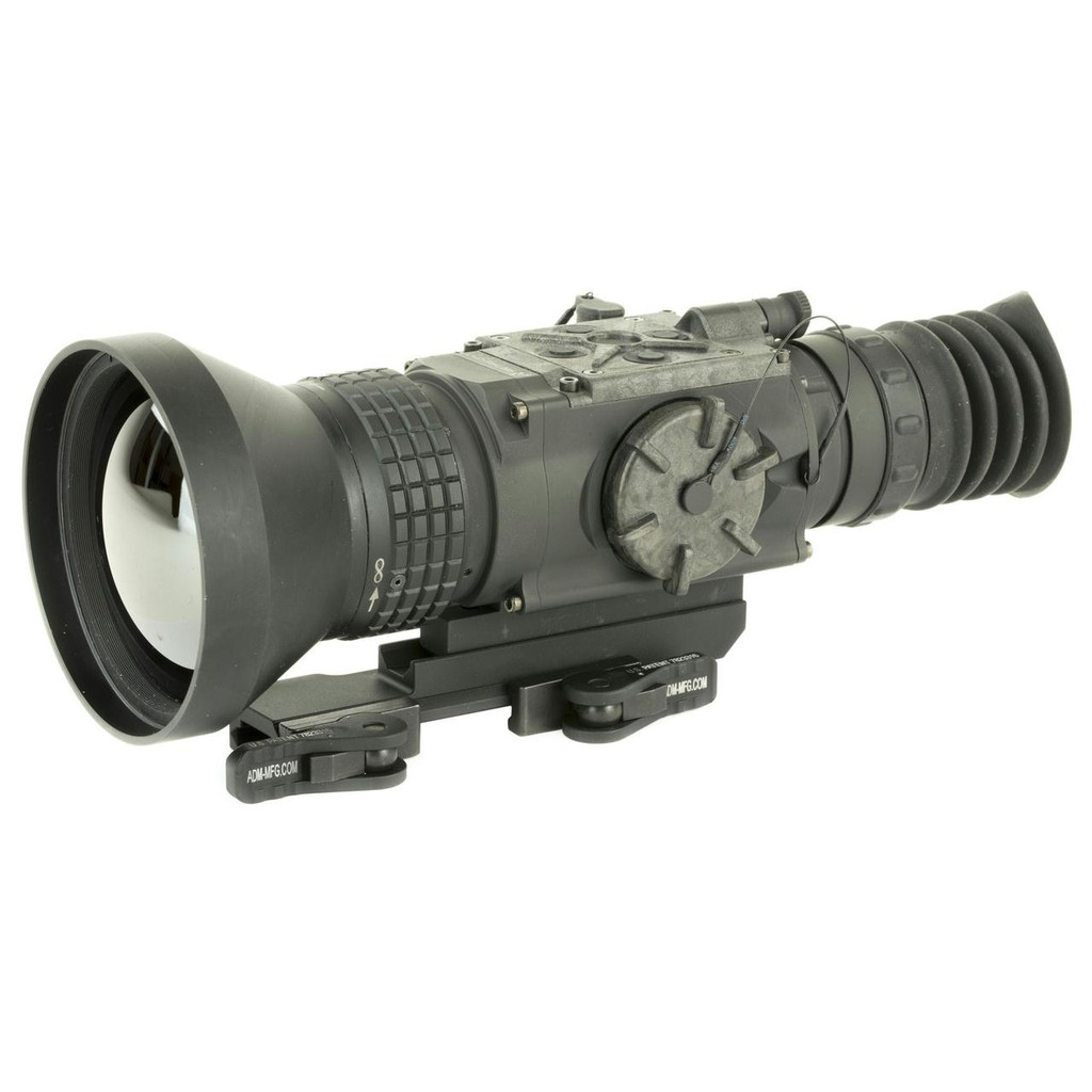 FLIR Zeus 336 Thermal Imaging Riflescope, 5-20X75 (30HZ)