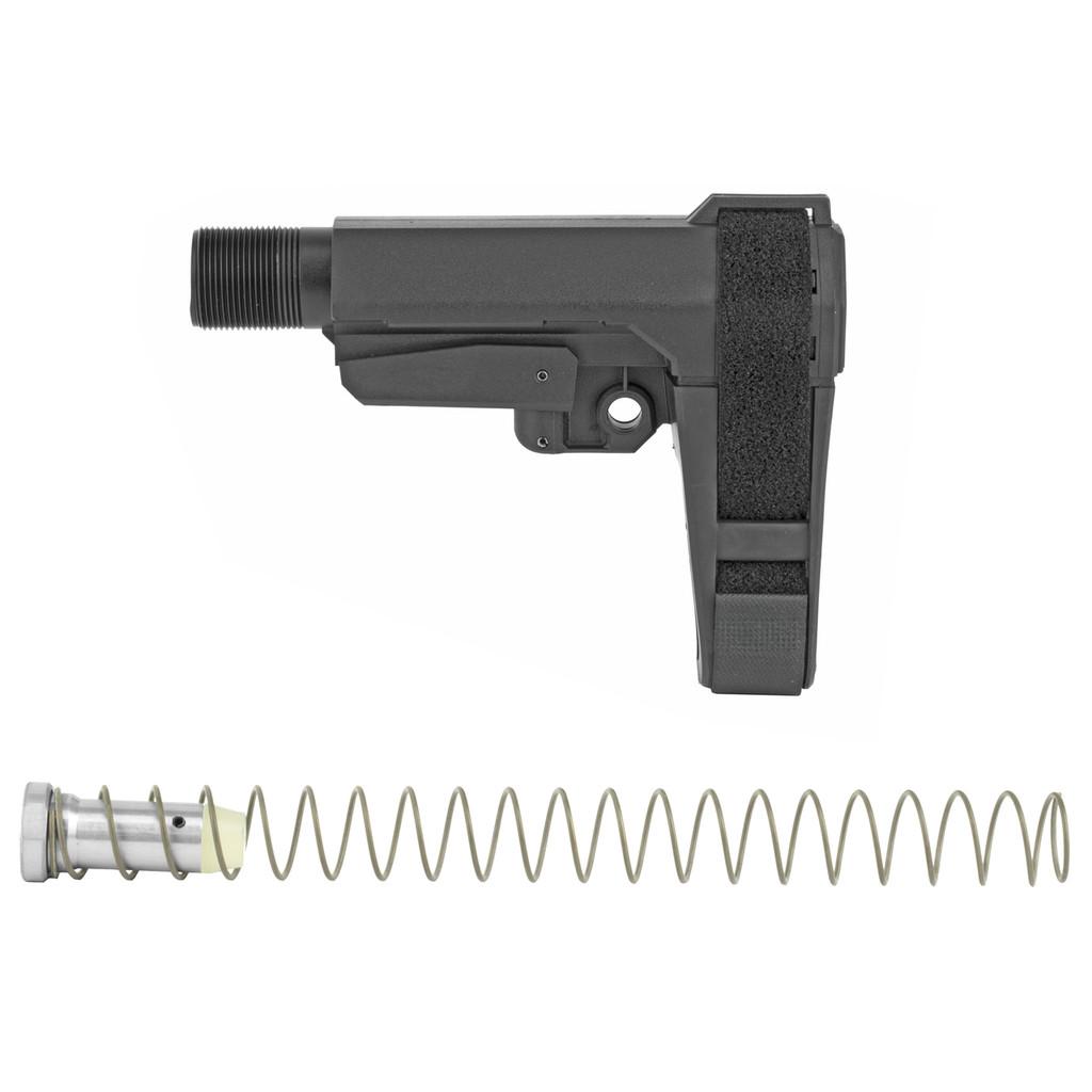 CMMG AR15 Pistol Micro/CQB Ripbrace Kit - Black