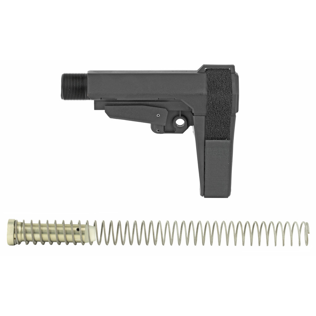 CMMG AR15 Pistol Ripbrace Kit 6-Position - Black