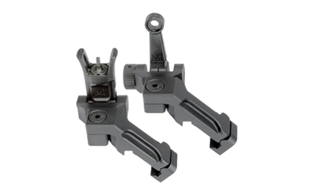 Midwest Combat Sight Set, Front/Rear 45 Degree Offset
