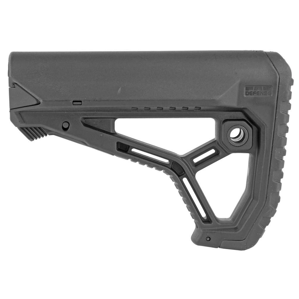 FAB Defense GL-CORE AR15/M4 Buttstock - Black