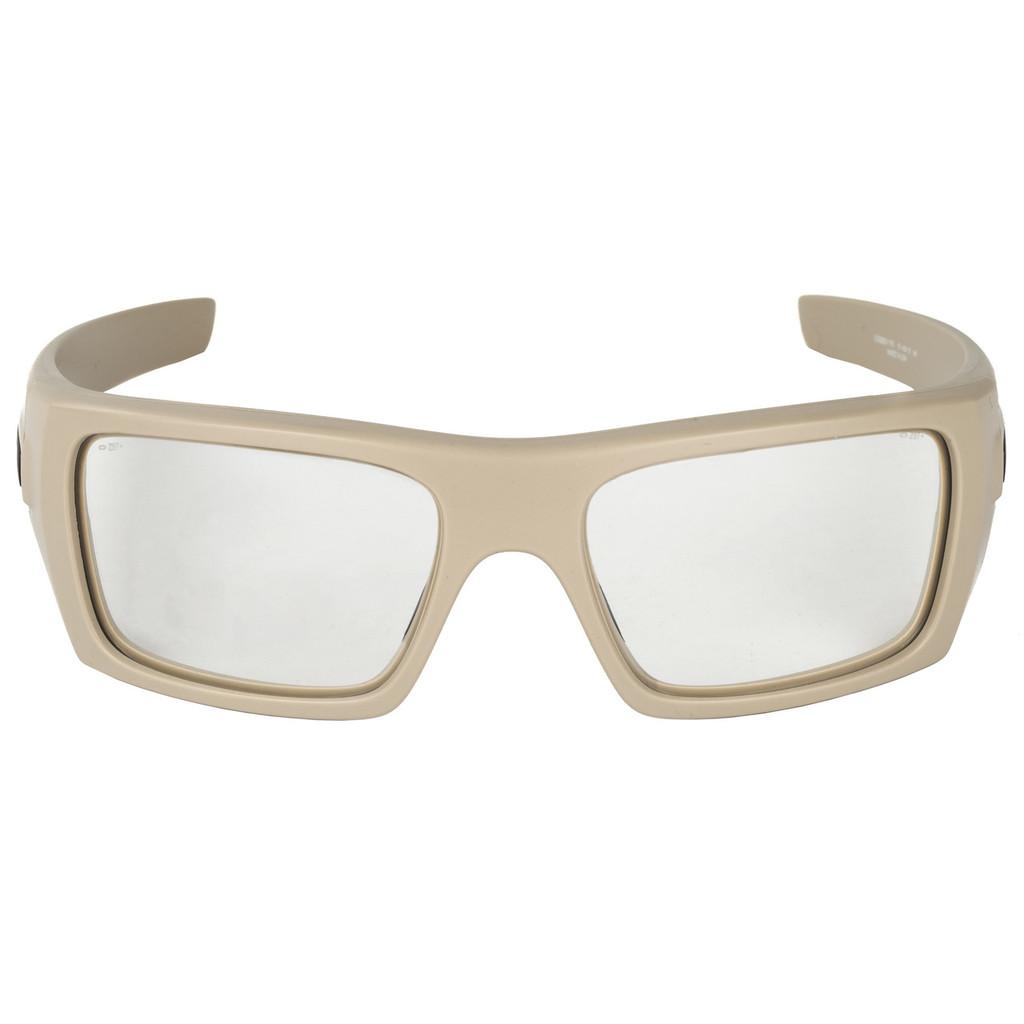Oakley Standard Issue Ballistic Det Cord - Desert Tan/Clear Lens (OO9253-1761)