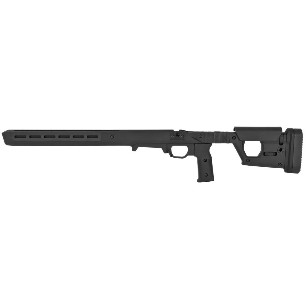 Magpul Pro 700L Folding Stock For Remington 700 Long Action - Black